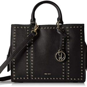 Nine West Hazel Tote in Black